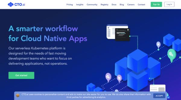 CTO Homepage