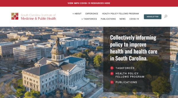 SC Institute of Medicine and Public Health Homepage