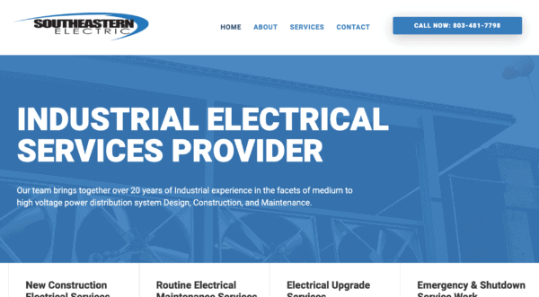 South Eastern Electric Homepage